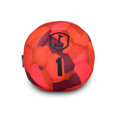 Red Fracture ball - FREE SHIPPING