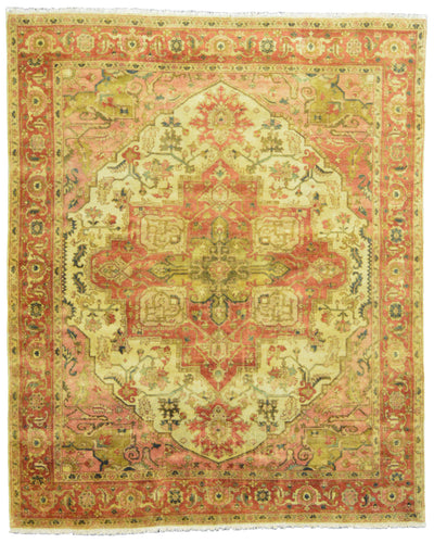 refined carpet rugs hand knotted handmade heriz wool rug traditional vintage one of a kind rug wool online affordable rug store orange county california