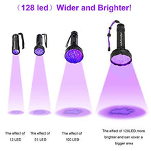 Pet Urine Detector UV Flashlight