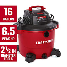 CRAFTSMAN 16 Gallon Wet/Dry Vac