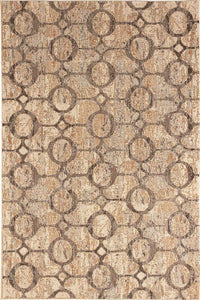 Intrigue Devise Cream Rug