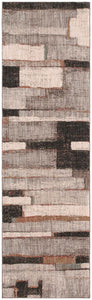 refined area rugs carpet intrigue karastan collection compose silver area rug transitional modern