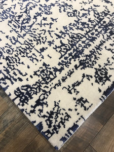 Elegance Collection (EL-1) Navy Rug modern rug contemporary rug online