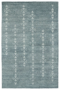 solitaire ice blue rug kaleen area rugs online rug store