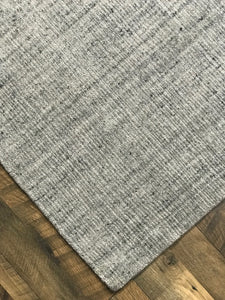 Basix Structure (BAST-2) Spectacle Rug modern rugs neutral rugs rugs online silver gray solid color rug