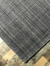 Basix Structure (BAST-1) denim area rug restoration hardware modern rugs online handmade rugs indian rugs wool rugs