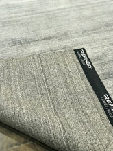 refined carpet rugs area rugs basix collection hand knotted wool and viscose rug solid modern rug online affordable orange county rug store light gray area rug
