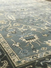 Classique Collection (CL-1) Steel Blue Rug traditional rug online area rug store orange county affordable