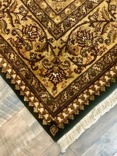 refined carpet rugs hand knotted handmade wool indian rug traditional vintage one of a kind rug wool online affordable rug store orange county california