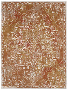 Karastan Meraki Chimera Ginger Rug online traditional area rug affordable refined carpet rugs orange county rug store