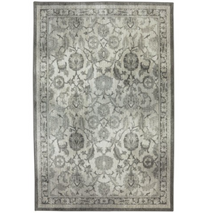 Euphoria New Ross Ash Grey Karastan Rug