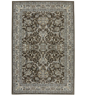 Euphoria Newbridge Brown Karastan Rug
