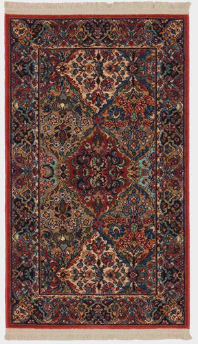 Original Karastan Multi Panel Kirman Karastan Rug