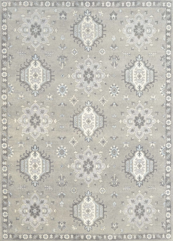 Rustic Collection (RU-5) Taupe Rug
