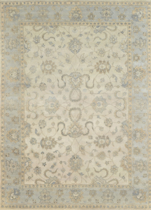 Rustic Collection (RU-3) Cream Rug