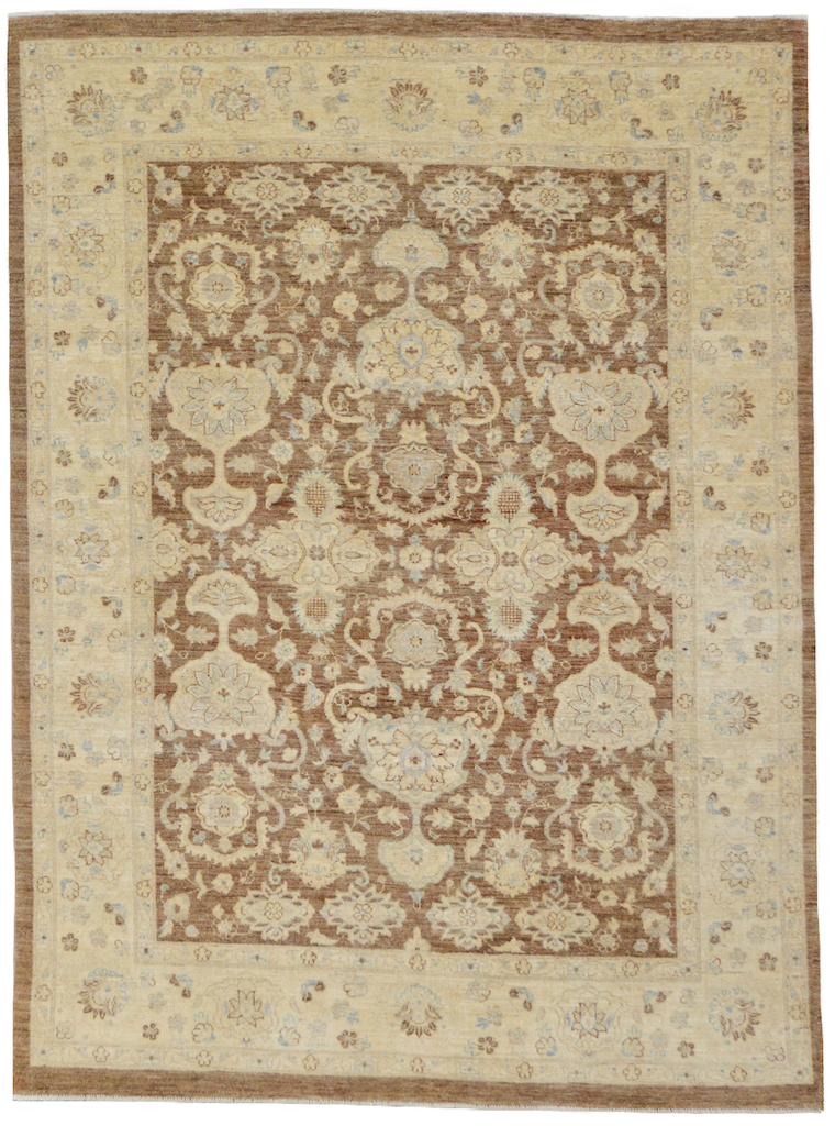one of a kind vintage pakistan chobi area rug handknotted beige brown gold traditional rug online affordable refined carpet rugs