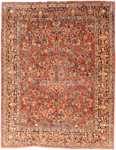 one of a kind vintage area rug antique persian rug online affordable large red gold unique