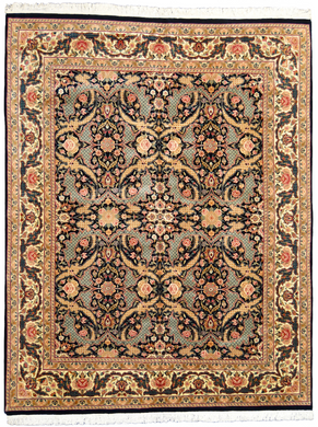 one of a kind chinese area rug hand-knotted handmade traditional area rug online rug store gold large