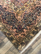 "Hand-knotted Indian Chobi Rug (8' x 10'3"")"