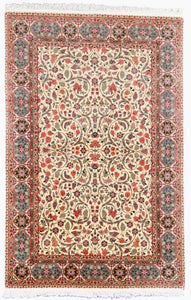 one of a kind vintage area rug antique chinese rug grape vines pink cream unique rug online affordable
