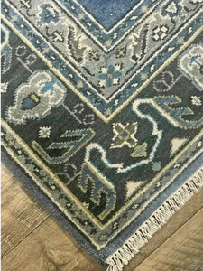 Classique Collection (CL-4) Deep Blue Rug
