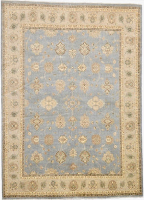 one of a kind vintage area rug antique pakistan oushak rug online affordable large blue gold beige unique