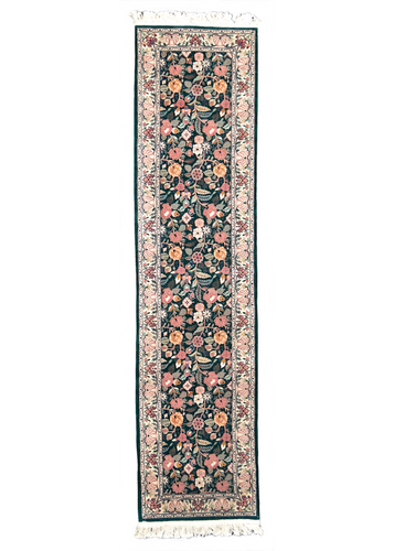 one of a kind vintage area rug antique chinese runner rug online affordable floral 3 x 10