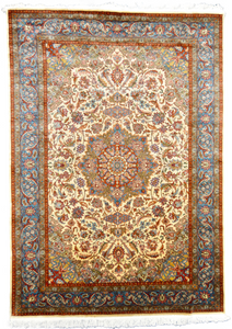 vintage one of a kind romanian area rug large online affordable cream blue multi refined area rug carpet