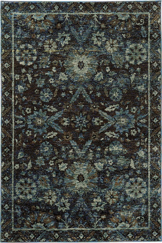 oriental weavers area rug andorra 7124a refined carpet | rugs area rugs online transitional affordable