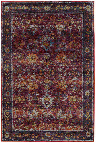 oriental weavers area rug andorra 7153a refined carpet | rugs area rugs online transitional affordable