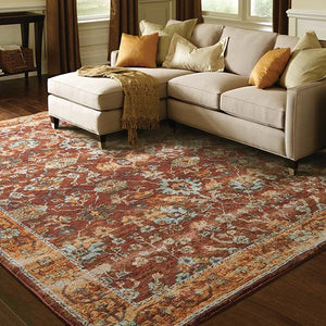 oriental weavers area rug andorra 7154a refined carpet | rugs area rugs online transitional affordable