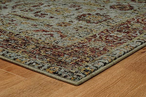 oriental weavers area rug andorra 7155a refined carpet | rugs area rugs online transitional affordable
