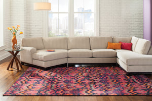 oriental weavers kaleidoscope 4x refined carpet | rugs area rugs online traditional affordable