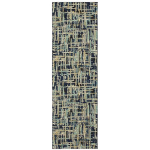 Intrigue Enchant Indigo Rug