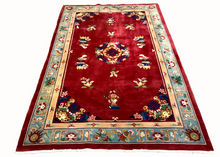 one of a kind chinese art deco traditional area rug online rug store