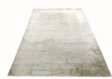 transitional area rugs online soft shiny viscose sand rug