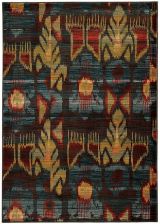 oriental weavers area rug sedona 4378h refined carpet | rugs area rugs online transitional affordable
