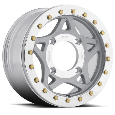 15x6 UTV 4x156 Polaris Pre-Drilled Bead Lock Wheel