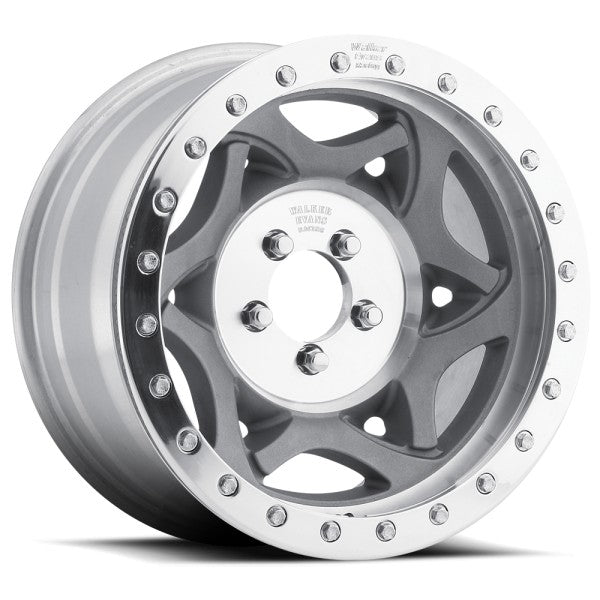 "Silverado 5.3 Performance Upgrades >> 17x8.5"" Beadlock Racing Wheel Gray – Walker Evans Racing"