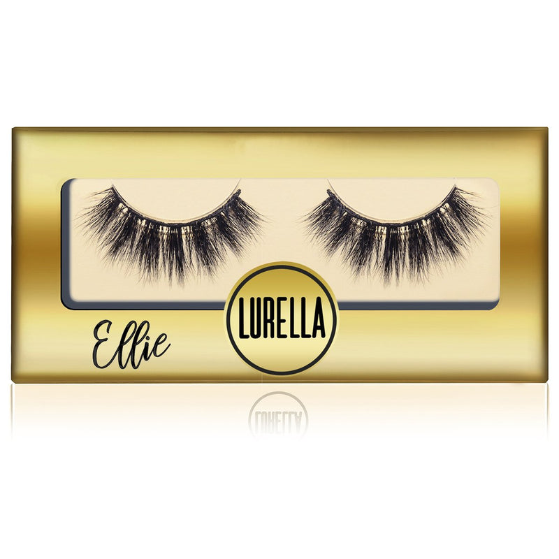 Lurella Ellie 3D Mink Lashes