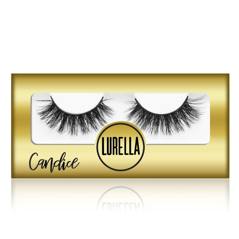 Lurella Candice 3D Mink Lashes
