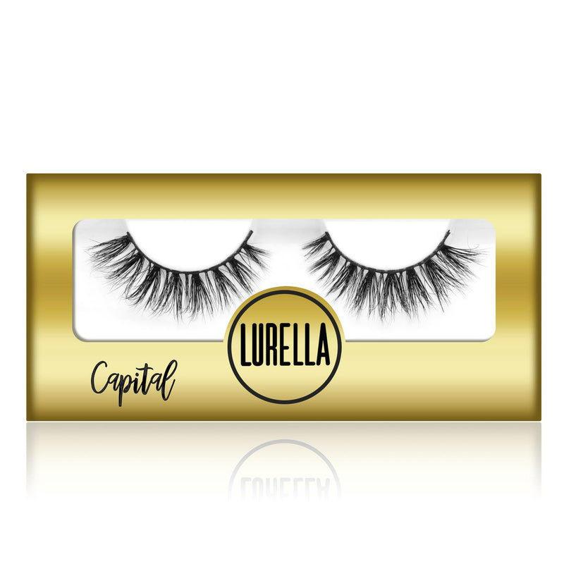 Lurella Capital 3D Mink Lashes