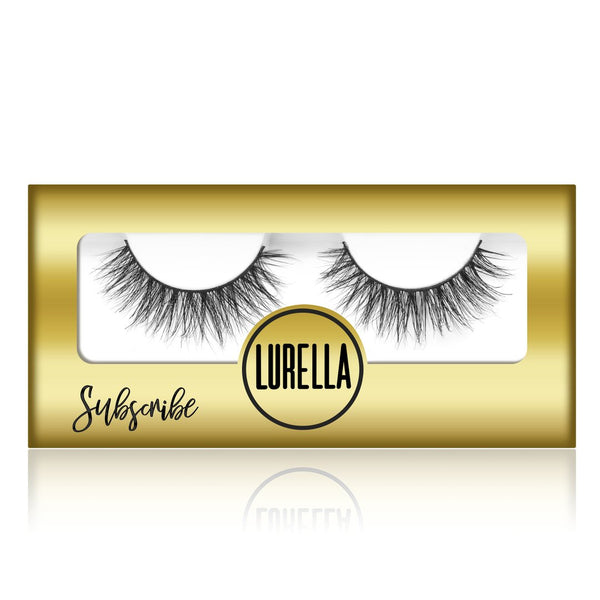 Lurella Subscribe 3D Mink Lashes