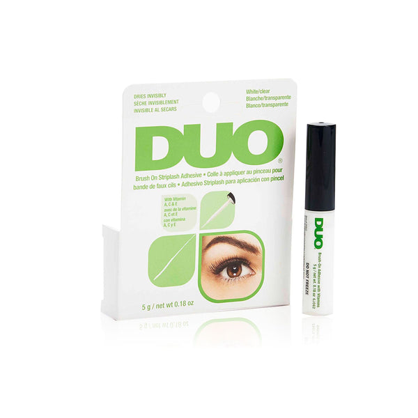 Duo Brush Clear Adhesive