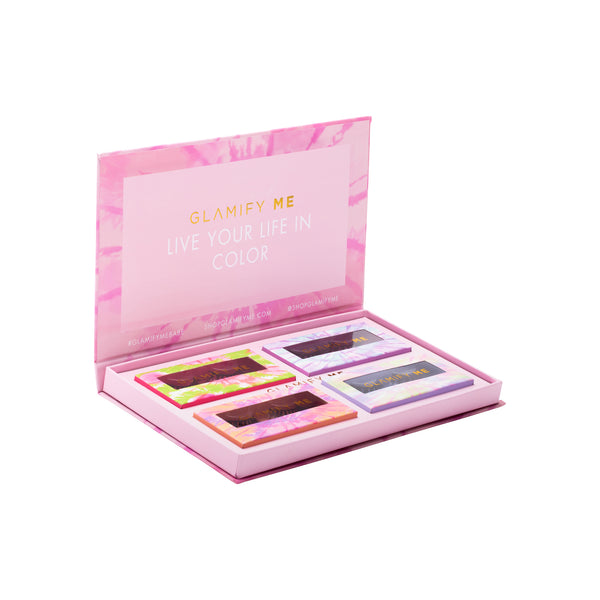PR Box - Live In Color Collection