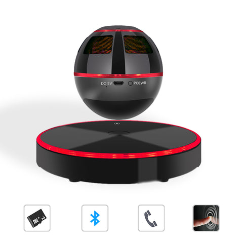 UFO Maglev Speaker with Built-in Microphone