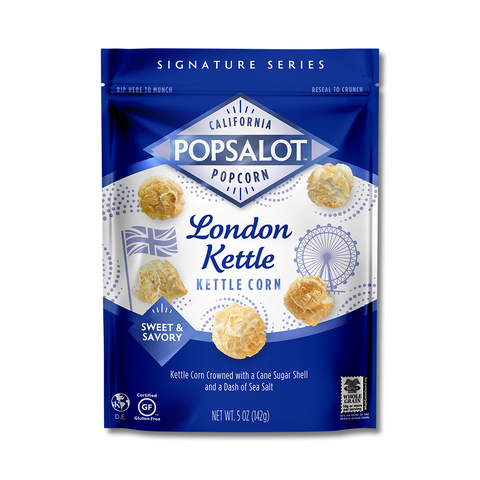 London Kettle Corn, 12 Pack