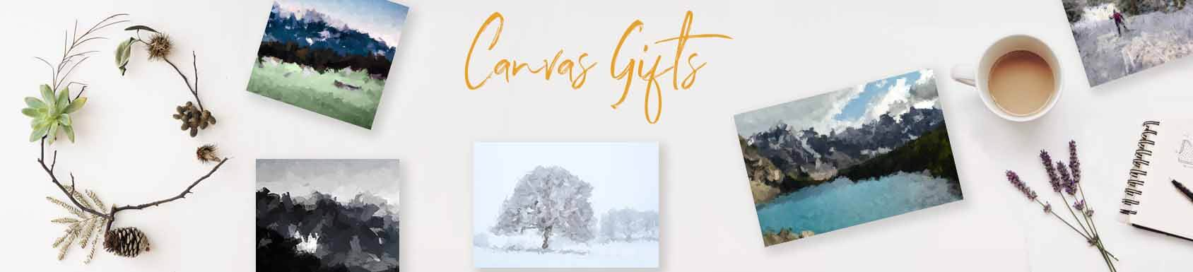 Christmas Canvas Gifts For Her Gifts For Him Ultimate Gift Guide