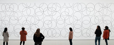 Bridget Riley Hayward Gallery Exhibition