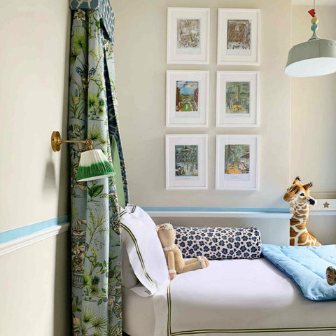 Childrens Bedroom And Nursery Design Frames by Abstract House By The Grace Tales